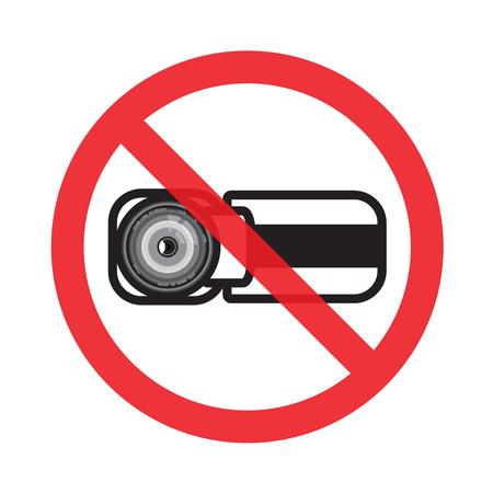 no video Stock Vector - 22456059