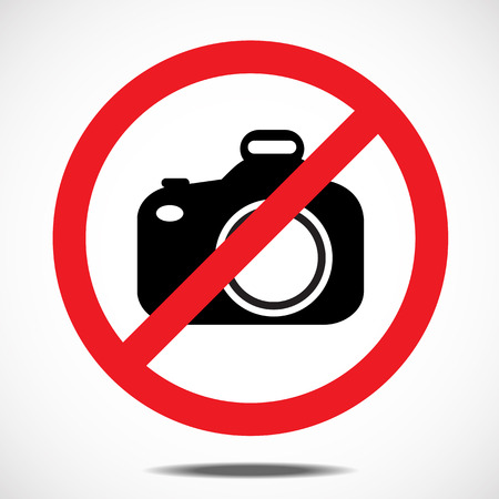 no label: No camera SLR Illustration
