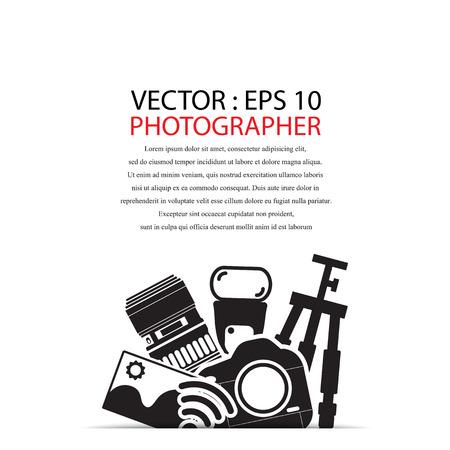 gadget: appareil photo jeu de gadget, Illustration