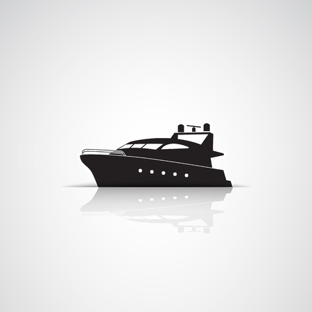 yacht: yacht boats icon