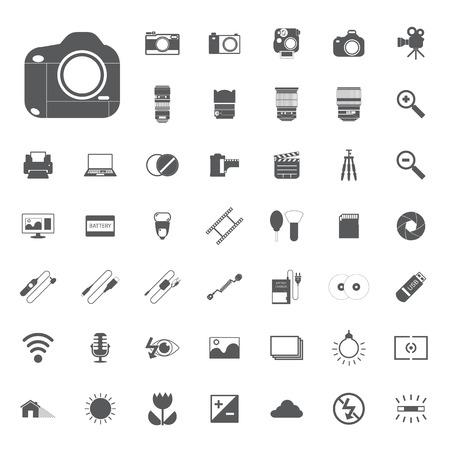 photography: Kamera Fotografie Symbole