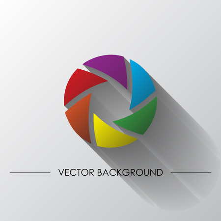 focus Abstract Background eps10 Vector