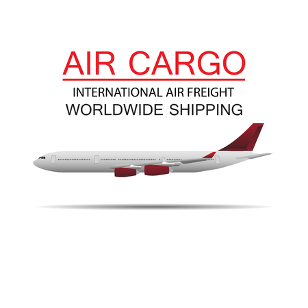 jetplane: air cargo Worldwide shipping