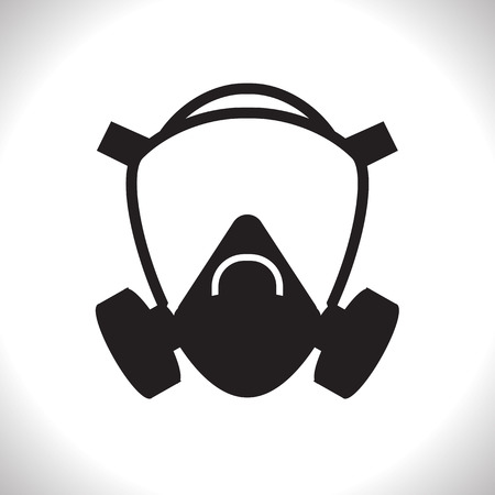 respirator: Gas mask Illustration