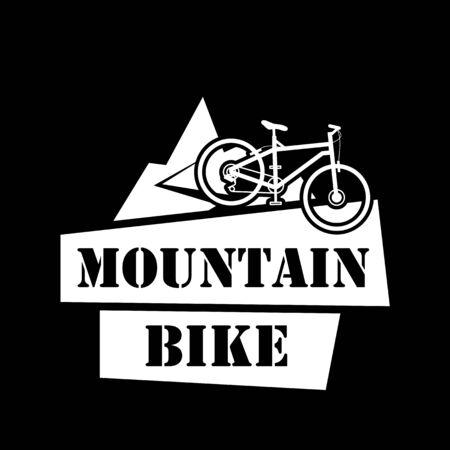 mountain bike: mountain bike