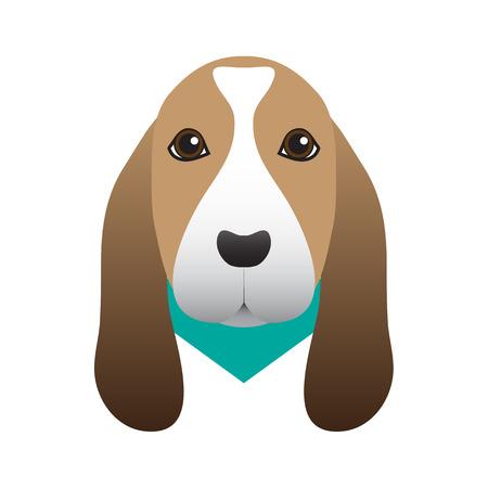 beagle puppy: Beagle vector