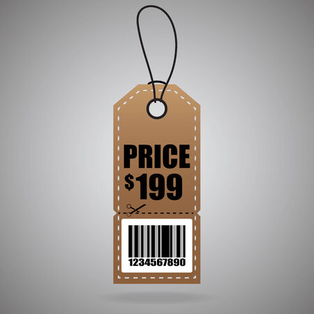price tag  labels and stickers Vector