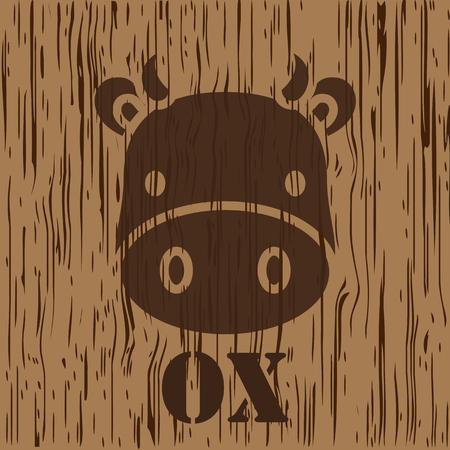 buey: buey y vaca signo