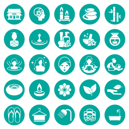 cons: spa icon Illustration