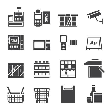 Convenience Store Equipment  icon