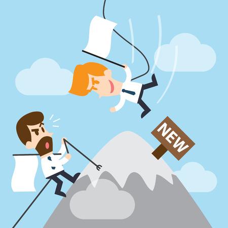 competencia: competencia en los negocios