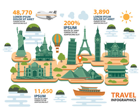 travel guide: Travel Infographic