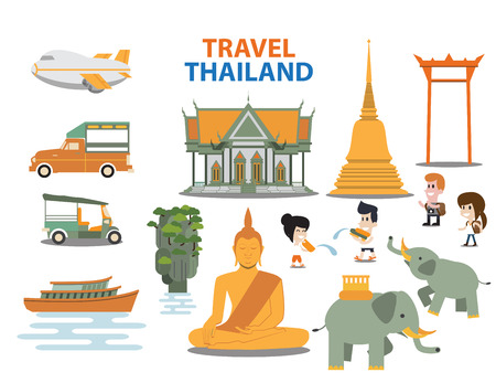 bangkok landmark: Travel thailand landmarks