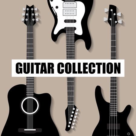 lessons: guitars set