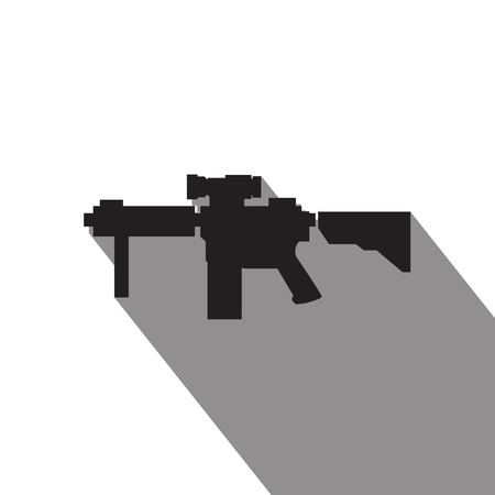 special forces: M4 special forces rifle icon