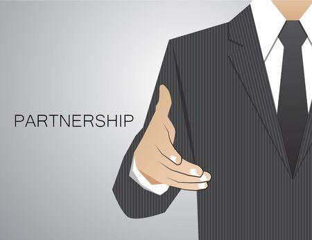 congratulatory: handshake Congratulatory Corporation Decision Communication Illustration