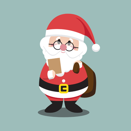 clauses: Santa Clauses Reading List for christmas character