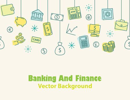 money background: Finance and banking ,Money background , print , seamless