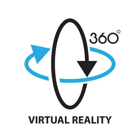 仮想現実、アイコンおよび記号