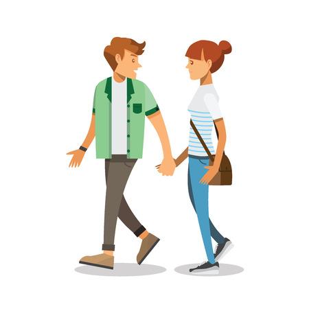 romantic: Romantic Couple