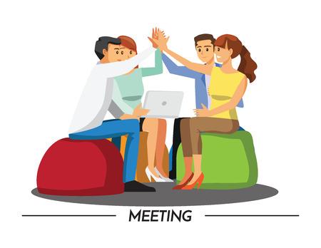 team hands: Team Teamwork Join Hands Partnership Concept