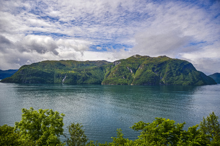 Norway Landscapes through the Fjords of the North