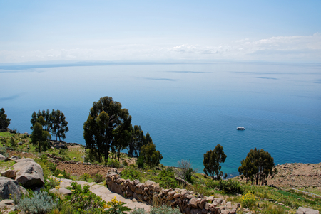 Titicaca Island Visit of the beautiful landscapes