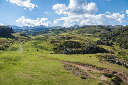 Cusco Region Outskirts Area around the City