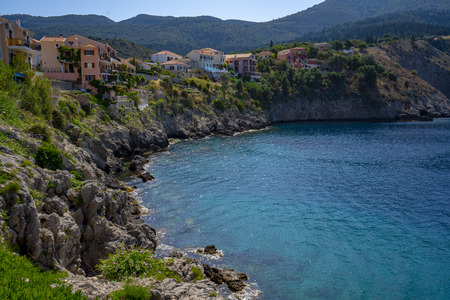 Kefalonia Island Beaches and Landscapes all around of Greece