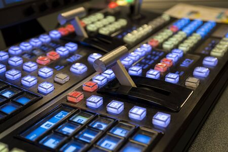 Live Switcher  Mixer for Shows and Television
