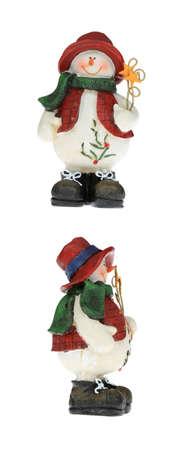 figurines: Santa Figurines