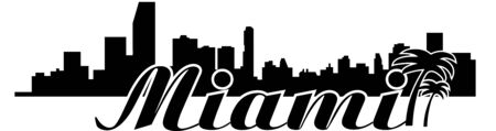 miami: Miami Skyline