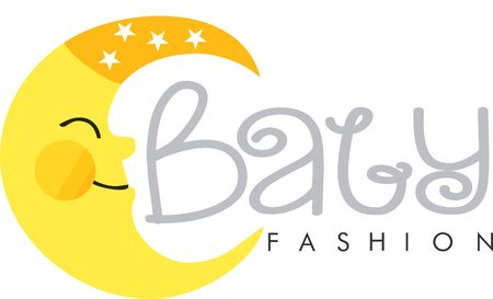 Baby Fashion Logo 向量圖像