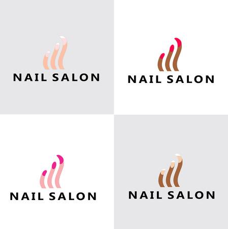 ネイル サロン ロゴ