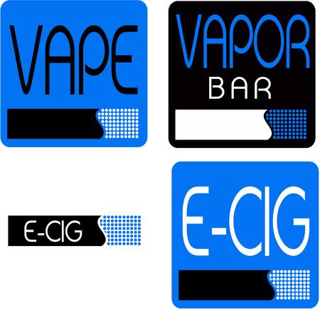 vapor: Vape Logo Vapor Bar