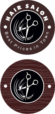hair spa: Hair Salon Logo