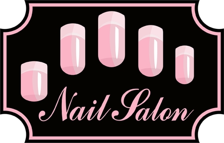 Nail Salon Logo