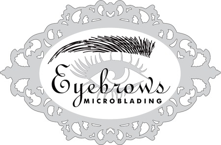 Eyebrows Microblading Illustration