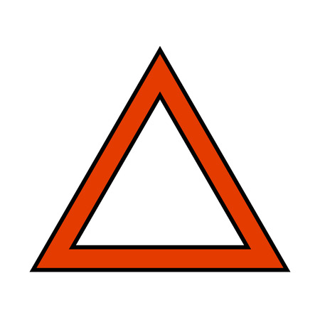 Five Element Flat Color Icon Symbol Design. Illustration