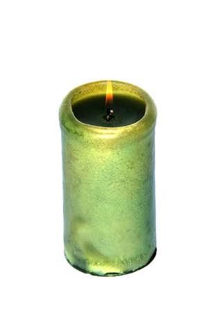 burning candle: Burning candle