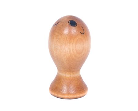 gatillo: punto de disparo masajeador separa en el fondo blanco