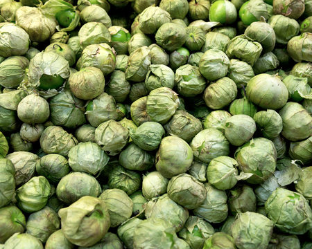 Raw organic brussels sprouts in local farmers market store