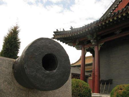 artillery: Qing artillery