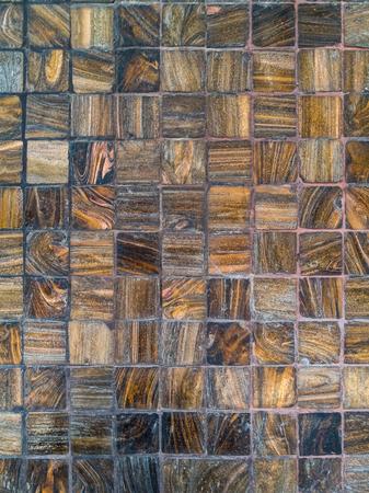 osaic tile vintage style background , close up shot Imagens