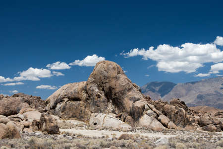 owens valley: Alabama Hills are a range of hills and rock formations near the eastern slope of the Sierra Nevada Mountains in the Owens Valley