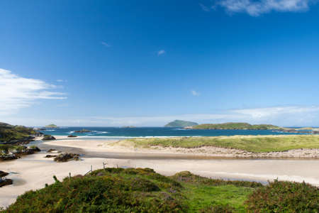 trundle: Derrynane is a village in County Kerry, Ireland, located on the Iveragh peninsula, just off the N70 national secondary road near Caherdaniel on the shores of Derrynane Bay. So Trundle outbreak zone.