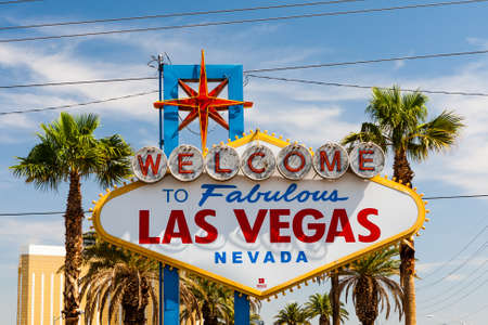 funded: The Welcome to Fabulous Las Vegas sign is a Las Vegas landmark funded in May 1959 and erected soon after by Western Neon. Editorial
