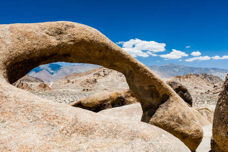 owens valley: Alabama Hills are a range of hills and rock formations near the eastern slope of the Sierra Nevada Mountains in the Owens Valley west of Lone Pine in Inyo County California.
