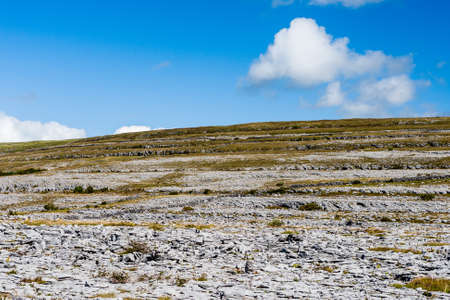 kilometres: The Burren measures 250 square kilometres and is enclosed roughly within the circle made by the villages of Ballyvaughan, Kilfenora and Lisdoonvarna.