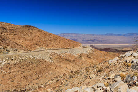 kilometres: Nadeau Trail is next to Darwin Wash and is located in Inyo County, California, United States. Nadeau Trail has a length of 1.81 kilometres. Stock Photo